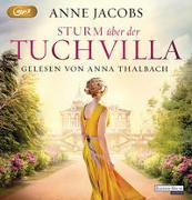 Cover-Bild zu Sturm über der Tuchvilla von Jacobs, Anne