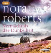 Cover-Bild zu Vermächtnis der Dunkelheit von Roberts, Nora