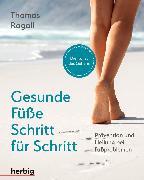 Cover-Bild zu Gesunde Füße Schritt für Schritt (eBook) von Rogall, Thomas