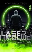 Cover-Bild zu Laser Blue 2.0 - Echtzeit Synchronisation (eBook) von Lüpke, Jana Maria