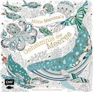 Cover-Bild zu Millie Marotta's Geheimnis des Meeres - Die schönsten Ausmalabenteuer von Marotta, Millie