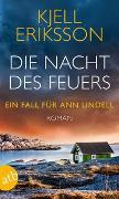Cover-Bild zu Die Nacht des Feuers von Eriksson, Kjell