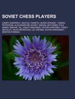 Cover-Bild zu Source: Wikipedia (Hrsg.): Soviet chess players