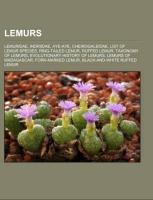 Cover-Bild zu Source: Wikipedia (Hrsg.): Lemurs
