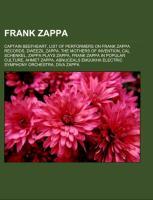 Cover-Bild zu Source: Wikipedia (Hrsg.): Frank Zappa