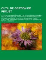Cover-Bild zu Source: Wikipedia (Hrsg.): Outil de gestion de projet