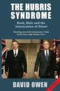Cover-Bild zu Owen, David: Hubris Syndrome