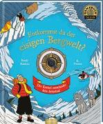 Cover-Bild zu Entkommst du der eisigen Bergwelt? von Hawkins, Emily