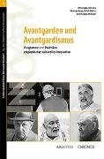 Cover-Bild zu Mauz, Andreas (Hrsg.): Avantgarden und Avantgardismus