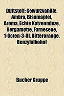 Cover-Bild zu Quelle: Wikipedia (Hrsg.): Duftstoff