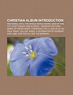 Cover-Bild zu Source: Wikipedia (Hrsg.): Christian album Introduction