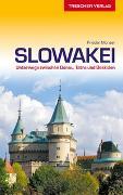 Cover-Bild zu Frieder Monzer: Reiseführer Slowakei