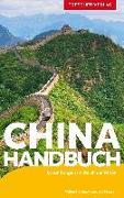 Cover-Bild zu Francoise Hauser: Reiseführer China Handbuch