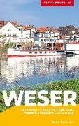 Cover-Bild zu Dreppenstedt, Hinnerk: Reiseführer Weser