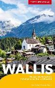 Cover-Bild zu Thoma, Natascha: Reiseführer Wallis