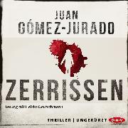 Cover-Bild zu Zerrissen (Audio Download) von Gómez-Jurado, Juan