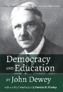 Cover-Bild zu Dewey: Democracy and Education by John Dewey (eBook)