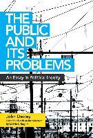 Cover-Bild zu Dewey, John: The Public and Its Problems (eBook)