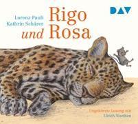 Cover-Bild zu Rigo und Rosa - 28 Geschichten aus dem Zoo und dem Leben von Pauli, Lorenz