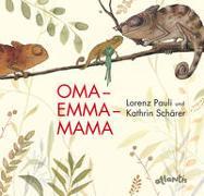 Cover-Bild zu Oma Emma Mama von Pauli, Lorenz