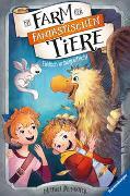 Cover-Bild zu Die Farm der fantastischen Tiere, Band 2: Einfach unbegreiflich! von Peinkofer, Michael