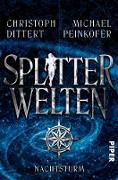 Cover-Bild zu Splitterwelten (eBook) von Peinkofer, Michael
