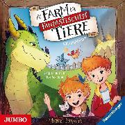 Cover-Bild zu Die Farm der fantastischen Tiere. Voll angekokelt! (Audio Download) von Peinkofer, Michael