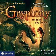 Cover-Bild zu Gryphony. Im Bann des Greifen (Audio Download) von Peinkofer, Michael