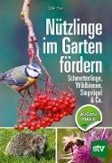 Cover-Bild zu Meys, Sofie: Nützlinge im Garten fördern (eBook)