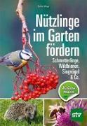 Cover-Bild zu Meys, Sofie: Nützlinge im Garten fördern