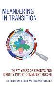 Cover-Bild zu Kushnir, Ostap (Hrsg.): Meandering in Transition (eBook)