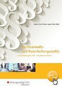 Cover-Bild zu Banse, Michael: Rechtsanwalts- und Notarfachangestellte