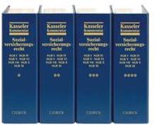 Cover-Bild zu Körner, Anne (Hrsg.): Kasseler Kommentar Sozialversicherungsrecht - Kasseler Kommentar Sozialversicherungsrecht