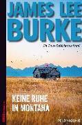 Cover-Bild zu Keine Ruhe in Montana von Burke, James Lee