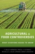 Cover-Bild zu Agricultural and Food Controversies (eBook) von Norwood, F. Bailey