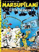 Cover-Bild zu Marsupilami 25: Rififi in Palumbien von Yann