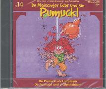 Cover-Bild zu Teil 14: De Pumuckl als Uufpasser / De Pumuckl und d Obschtbäum - De Meischter Eder und sin Pumuckl