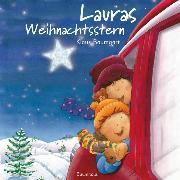 Cover-Bild zu Lauras Weihnachtsstern (Pappbilderbuch) von Baumgart, Klaus