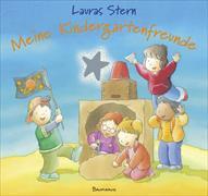 Cover-Bild zu Lauras Stern - Meine Kindergartenfreunde von Baumgart, Klaus