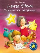 Cover-Bild zu Lauras Stern - Mein buntes Mal- und Spielebuch von Baumgart, Klaus