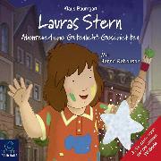 Cover-Bild zu Lauras Stern - Tonspur der TV-Serie, Teil 11: Abenteuerliche Gutenacht-Geschichten (Audio Download) von Neudert, Cornelia