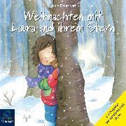 Cover-Bild zu Lauras Stern - Sonderband: Weihnachten mit Laura und ihrem Stern / Laura sucht den Weihnachtsmann / Lauras Weihnachtsstern / Die gestohlene Nase (Hörspiel) (Audio Download) von Baumgart, Klaus