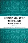 Cover-Bild zu Religious NGOs at the United Nations (eBook) von Baumgart-Ochse, Claudia (Hrsg.)