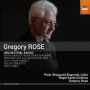 Cover-Bild zu Orchestermusik von Sk'rved, Peter Sheppard
