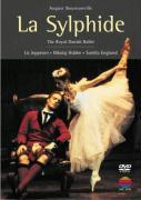 Cover-Bild zu La Sylphide (GA) von Royal Danish Ballet, The (Komponist)