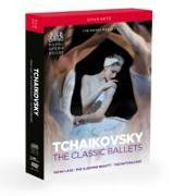 Cover-Bild zu The Classic Ballets von Royal Ballet, The (Komponist)