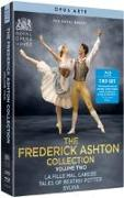 Cover-Bild zu The Frederick Ashton Collection von Royal Ballet, The (Komponist)