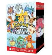 Cover-Bild zu Classic Chapter Book Collection (Pokémon), Volume 15 von West, Tracey
