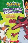 Cover-Bild zu Grand Trial Showdown (Pokémon: Graphic Collection #2) (Library Edition) von Whitehill, Simcha