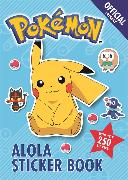 Cover-Bild zu The Official Pokémon Alola Sticker Book von Pokémon